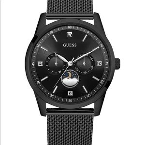Guess moon phase watch